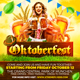 Oktoberfest Flyer - GraphicRiver Item for Sale