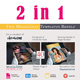 A4 Magazine Bundle Vol 01 - GraphicRiver Item for Sale