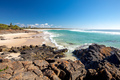 Cabarita Beach on a clear warm autumn day in New South Wales, Australia - PhotoDune Item for Sale