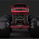 Monster Truck Dodge Challenger Demon