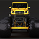 Monster Truck Mercedes AMG G 65 - 3DOcean Item for Sale