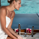 Taking bath on Maldives resort - PhotoDune Item for Sale