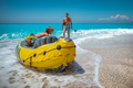 Kayak Organizing - PhotoDune Item for Sale