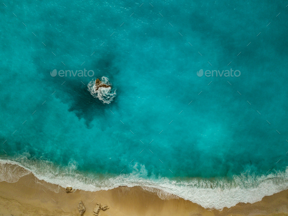 Exotic Sunny Beach - Stock Photo - Images