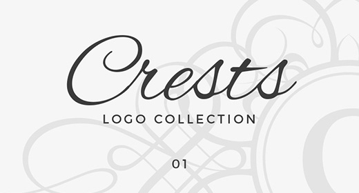 Crest and Calligraphic Logos