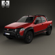 Fiat Strada Adventure CD Extreme 2015
