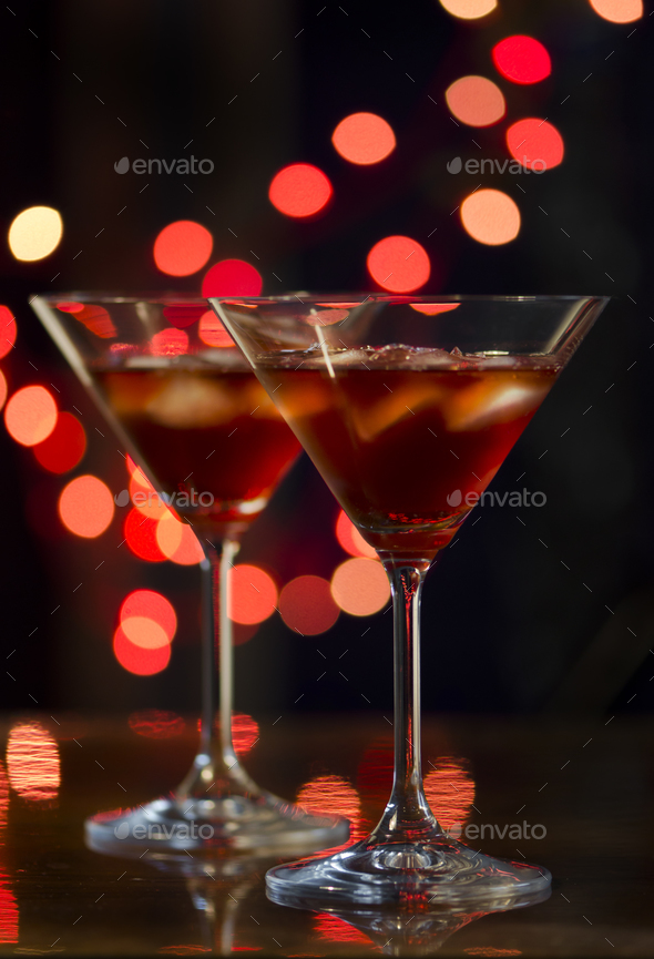 cocktails - Stock Photo - Images