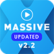 Massive X Presentation Template Updated v2.2 - GraphicRiver Item for Sale