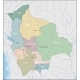 Map of Bolivia - GraphicRiver Item for Sale
