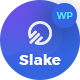 Free Download Slake - Isometric Web Hosting, Domain and WHMCS WordPress Theme Nulled