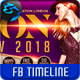 Fashion FB Timeline Cover - GraphicRiver Item for Sale