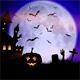 Halloween Spooky Intro Logo
