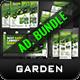 Garden Landscape Advertising Bundle Vol.3 - GraphicRiver Item for Sale