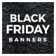 Black Friday Web Banner Set - GraphicRiver Item for Sale