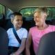 multi-generation family, grandmother, grandson, granny, relationship, car, seat, seat belt, modern, - PhotoDune Item for Sale