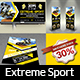 Extreme Sport Advertising Bundle - GraphicRiver Item for Sale