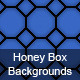 Honey Box Backgrounds - GraphicRiver Item for Sale