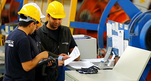 Engineer Worker