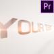Quick Clean Contour Title 2 - VideoHive Item for Sale