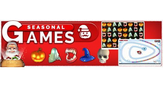 Seasonal Games