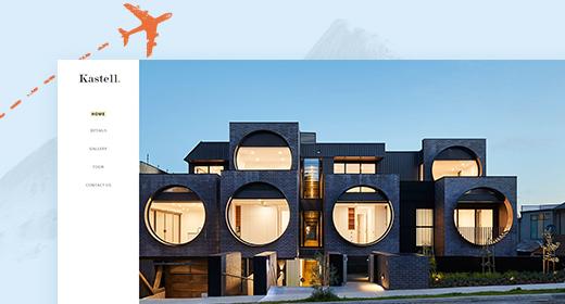 Real Estate & Travel WordPress Themes