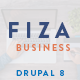 Fiza - Responsive Business Service Drupal 8.6 Theme - ThemeForest Item for Sale