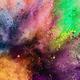 Colorful holi powder explosion. - PhotoDune Item for Sale