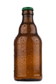 small brown beer bottle isolated on white background - PhotoDune Item for Sale