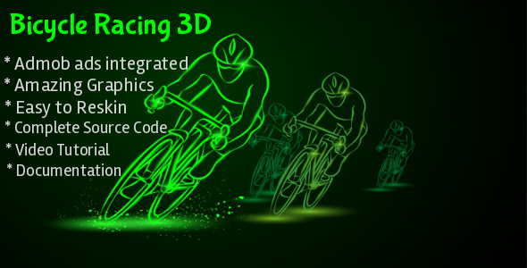 Bicycle Racing 3D            Nulled