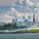 The Kazan Kremlin on the Banks of the River Kazanka, Russia - PhotoDune Item for Sale