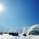 sunny day in winter alps - PhotoDune Item for Sale