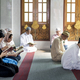Muslims reading from the quran - PhotoDune Item for Sale