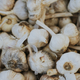 Fresh garlic at a farmers market - PhotoDune Item for Sale
