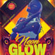 Neon Glow Party Flyer - GraphicRiver Item for Sale