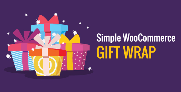 Simple Woo-Commerce Gift Wrap            Nulled