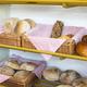 Bread in bakery shelf. - PhotoDune Item for Sale