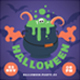 Halloween Flyer Set - GraphicRiver Item for Sale