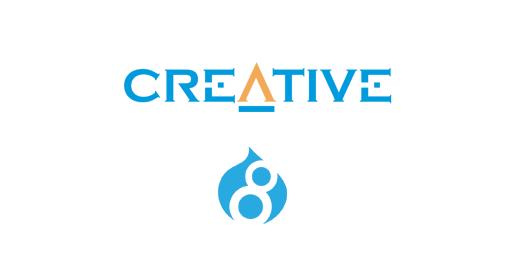 Creative Drupal Theme