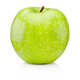 Green apple isolated on white background - PhotoDune Item for Sale