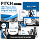 Pitch Deck Google Slides Template - Pitch Ultimate - GraphicRiver Item for Sale