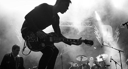 Die Besten WordPress Themes für Bands und Musiker