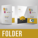 Presentation Folder - GraphicRiver Item for Sale