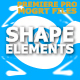 Flash FX Shape Elements - VideoHive Item for Sale