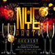 New Years Eve Flyer Template Vol.1 - GraphicRiver Item for Sale