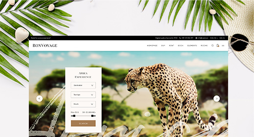 Voyage WordPress Themes