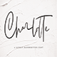 Charlotte | Handwritten Font - GraphicRiver Item for Sale