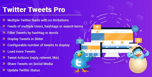 Twitter Tweets Pro