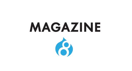Magazine Drupal Theme