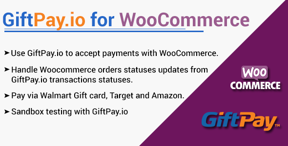 GiftPay io for WooCommerce Free Download | Nulled