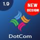 DotCom - Responsive Joomla Corporate Template - ThemeForest Item for Sale